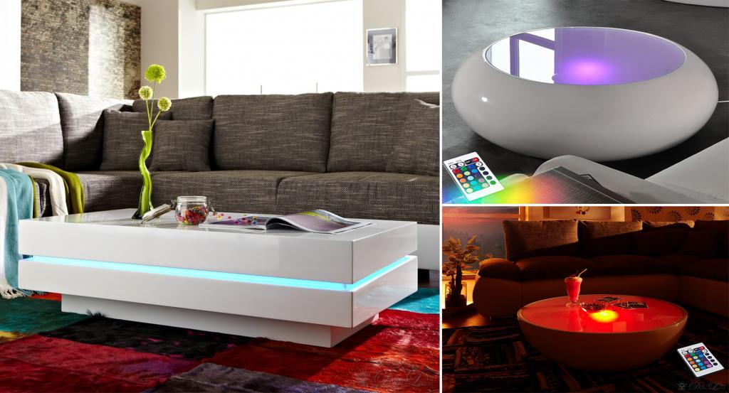 couchtische ? für ein gemütliches wohnzimmer | delife - create ... - Moderne Wohnzimmertische